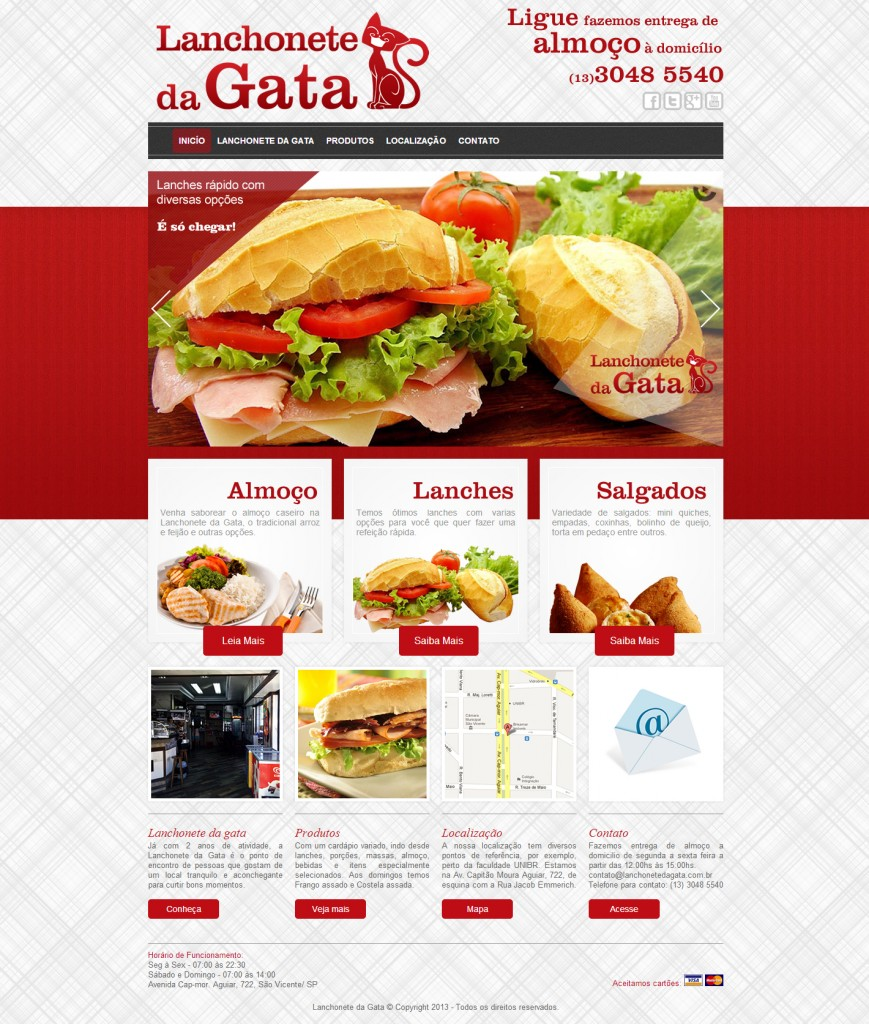 site_lanchonete_agata